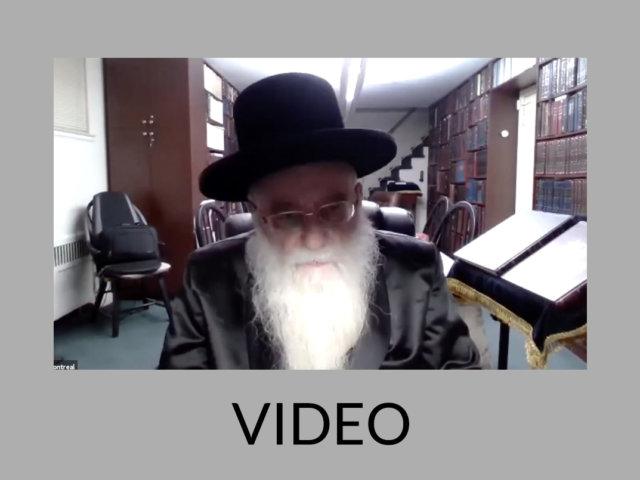 rabbi-weiss-video